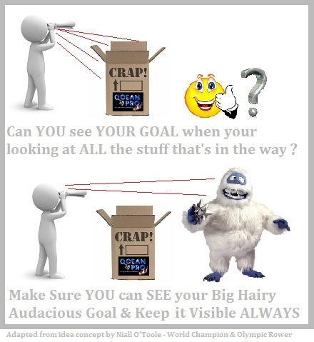 Can YOU See your GOAL!