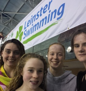 Girls RELAY Leinster LC