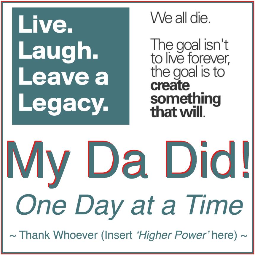 OneDayatATime Legacy